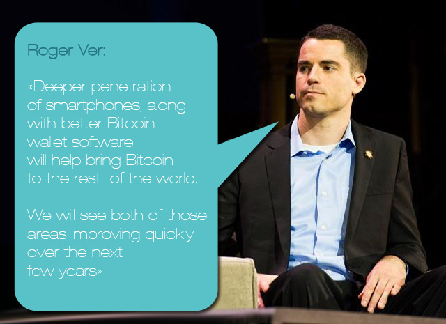 Interview: 'Bitcoin Jesus' Roger Ver