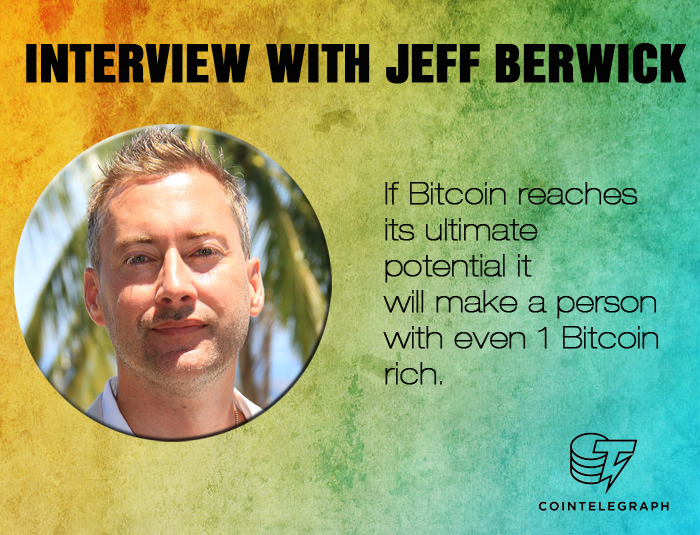 Interview with finance guru, entrepreneur Jeff Berwick