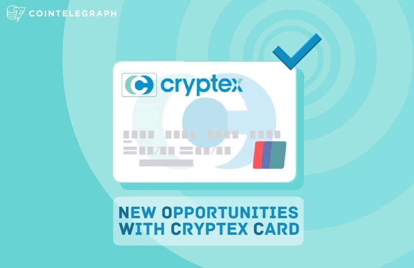 Cryptex Card: The Bitcoin ATM Debit Card
