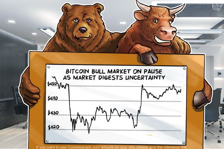 Bitcoin Bull Market on Pause as Market Digests Uncertainty
