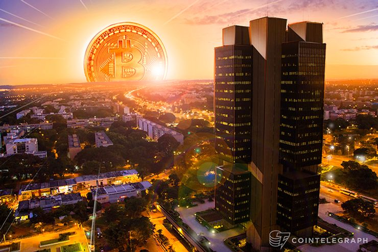 Brazilian Central Bank President Says Bitcoin is Pyramid Scheme