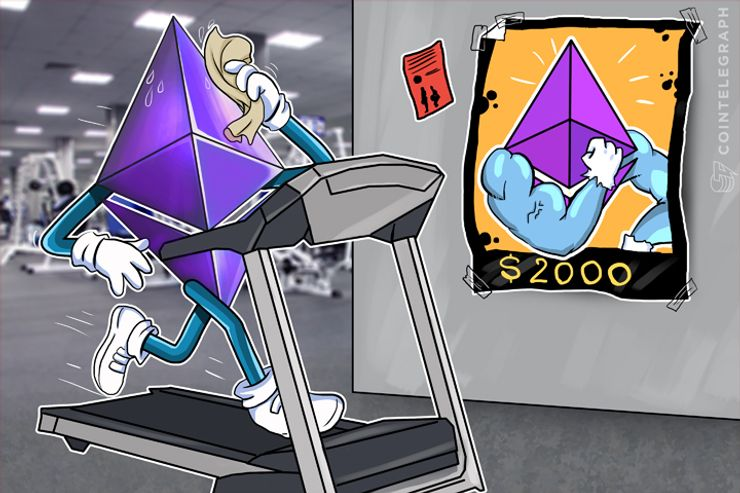 Ethereum Price Can Reach $2,000 If This Happens