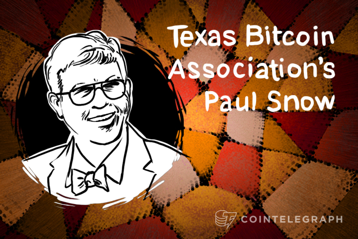 Interview: Texas Bitcoin Association's Paul Snow