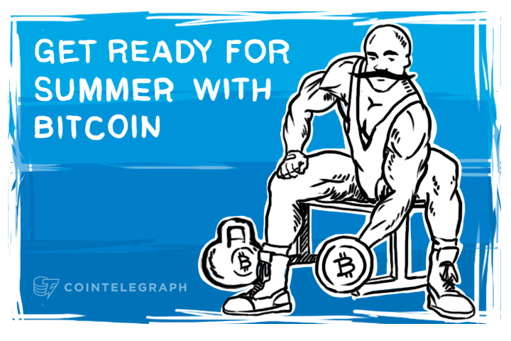 Get ready for summer and sports with Bitcoin