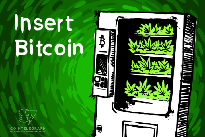 Bitcoin Friendly Marijuana Vending Machines in Colorado