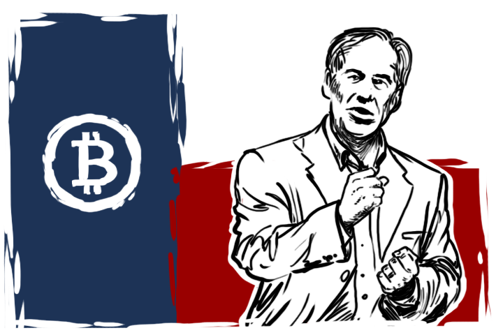 Texas Gov. Candidate to Accept Contributions in BTC