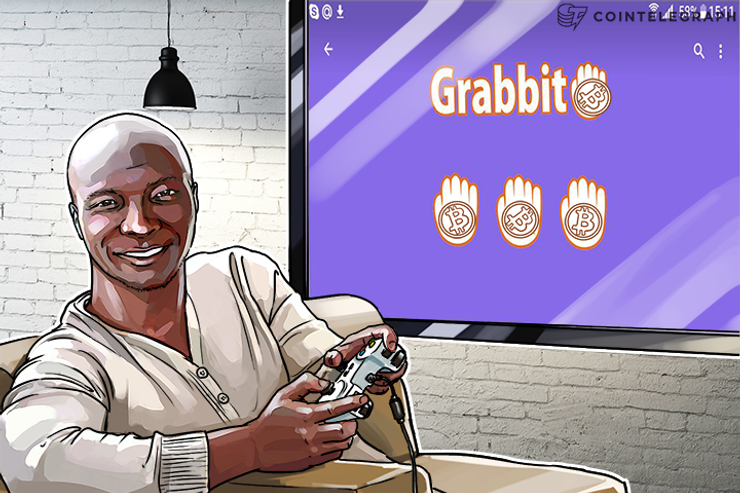 "Play ""Grabbit"" And Earn Bitcoins"