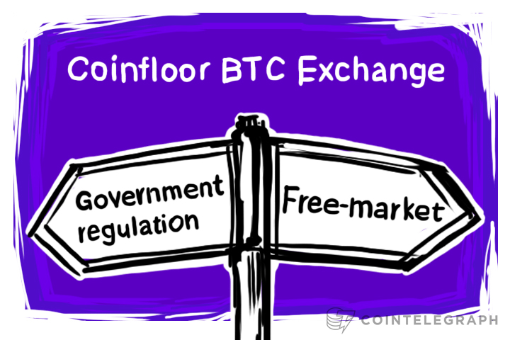"UK's Coinfloor BTC Exchange to become ""Auditable,""' but for whom?"