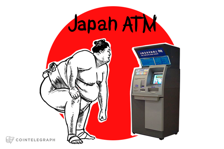 Robocoin ATM reaches Japan