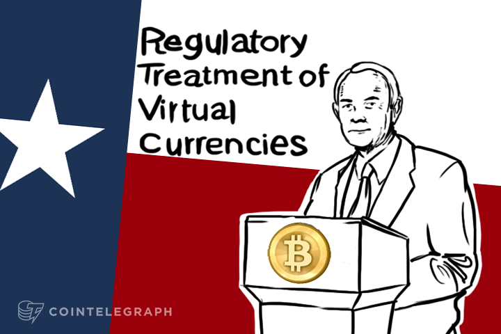 Texas become the first state to regulate Bitcoin