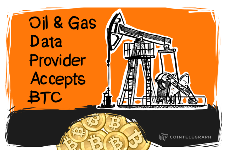 There will be Bitcoin: oil and gas data provider accepts BTC