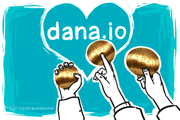 Dana.io Aims to Shake up the Crowdfunding World