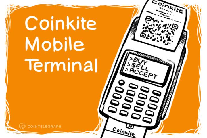 Coinkite Mobile Terminal