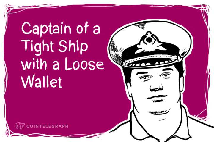 Mark Karpeles: Captain of a Tight Ship with a Loose Wallet