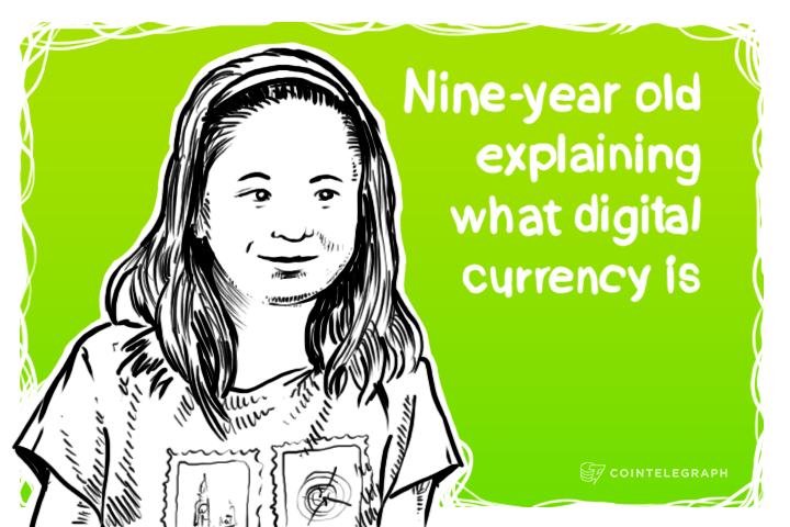 Even a Nine-year-old can understand Bitcoin
