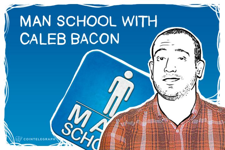 MAN SCHOOL WITH CALEB BACON