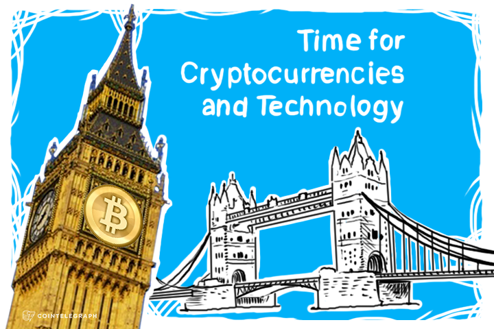 UK: Time for Cryptocurrencies and Technology, not Cash