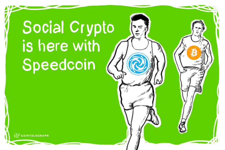 Social Crypto is here with Speedcoin