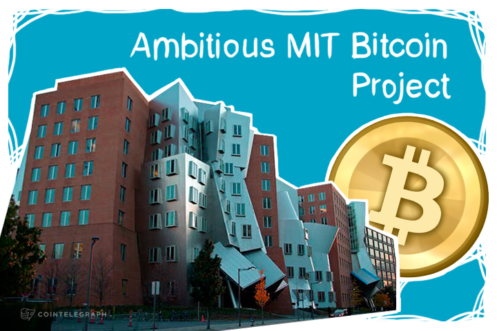 Ambitious MIT Bitcoin Project