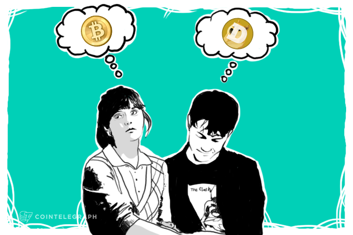 Bitcoin and your other half – a match made in Heaven?