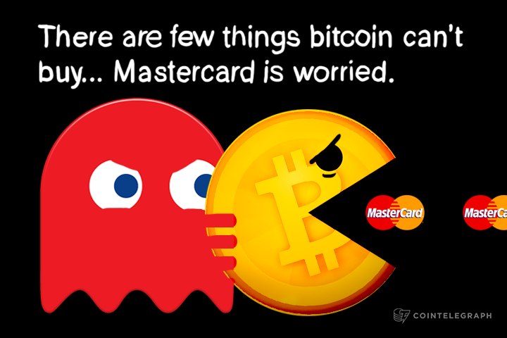 Mastercard putting lobby pressure on Bitcoin
