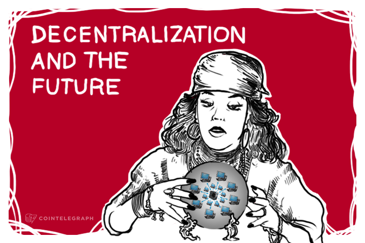 'We Live in Exponential Times': BLOCK CHAINS, DECENTRALIZATION AND THE FUTURE