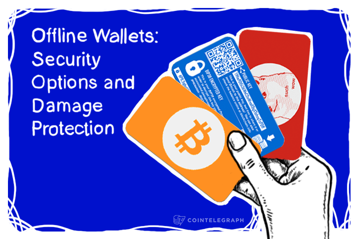 Offline Wallets: Security Options and Damage Protection