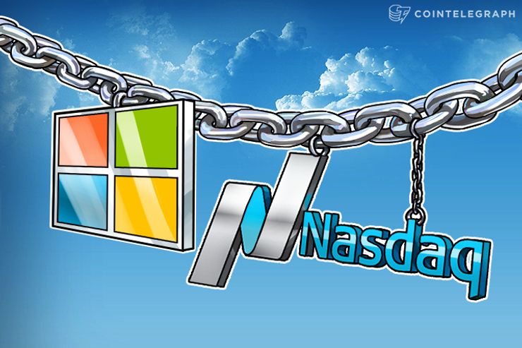 From Microsoft to Nasdaq: Blockchain Is Gaining Unprecedented Traction