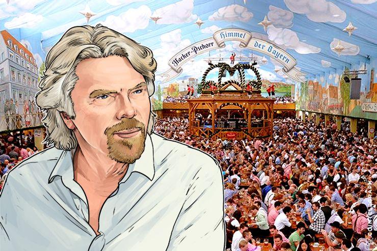 Richard Branson Leads Top Entrepreneurs At Founders' Festival 2016