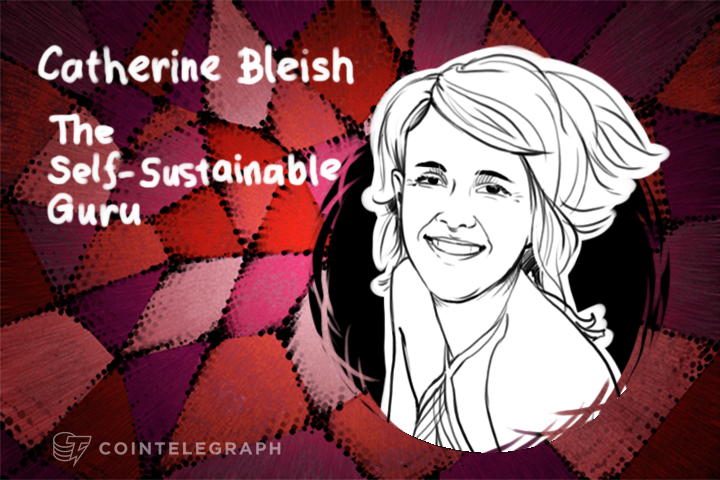 The Self-Sustainable Guru: An Interview With Catherine Bleish