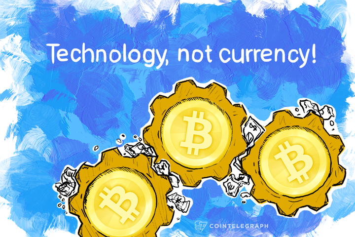 The value of Bitcoin? Try technology, not currency!