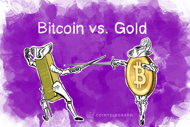 Peter Schiff: Bitcoin vs. Gold
