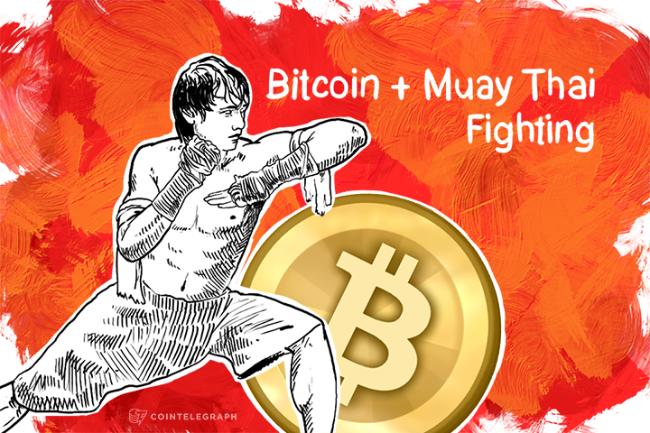 Bitcoin + Muay Thai Fighting = A Hell of a Championship Brawl