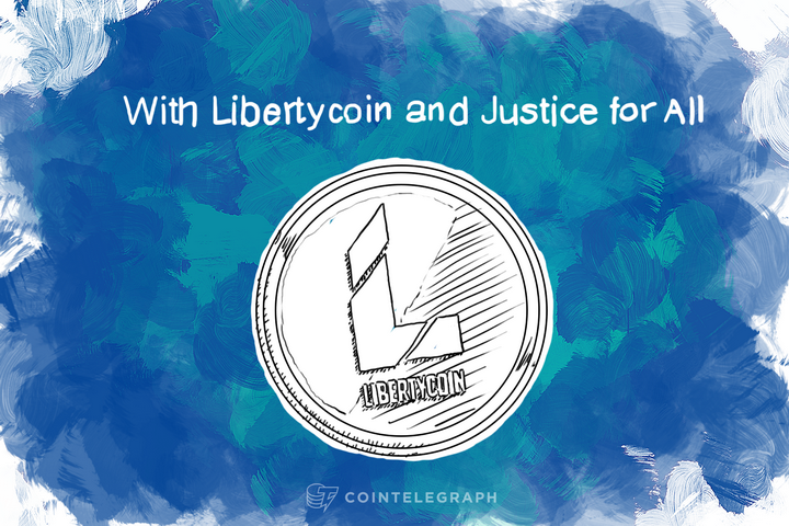 With Libertycoin and Justice for All