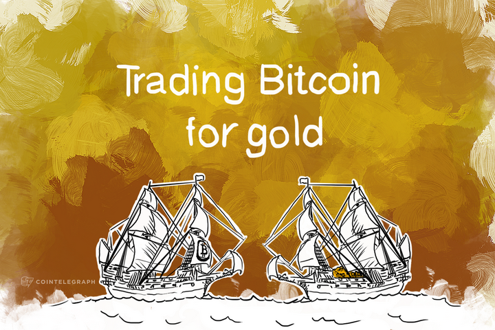 Good as Gold: Canadian Bitcoin Exchange Opens Gold Trading
