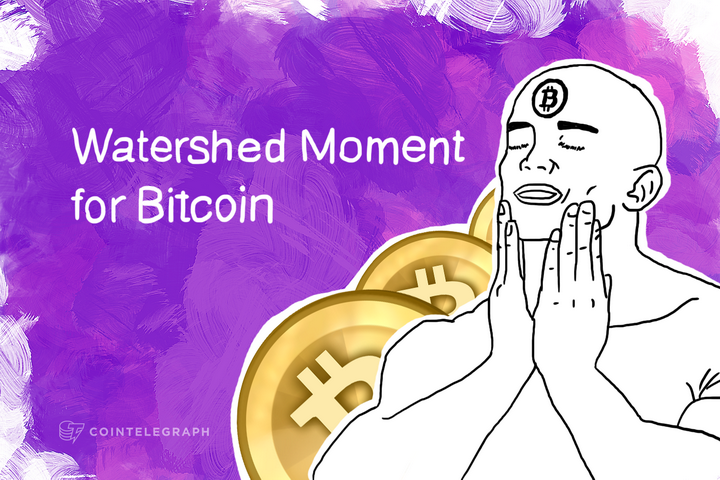 "Gil Luria: FINCEN Report ""Watershed Moment"" for Bitcoin"