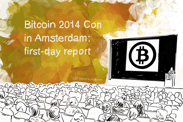Bitcoin 2014 Con in Amsterdam: first-day report
