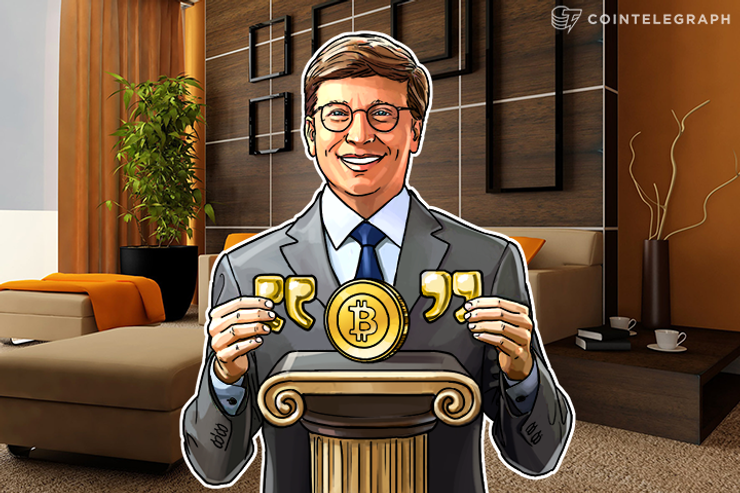 From Bill Gates to Lily Alen: Bitcoin in Quotes by Rich and Famous