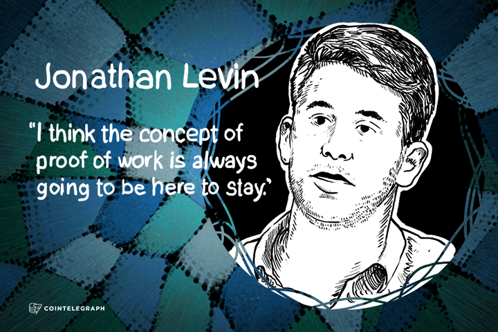 High-Profile Stats: An Interview with Coinometrics' Jonathan Levin