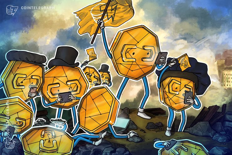 Hodler's Digest, July 9-15: While Mining ETH is a 'Side Hustle' for Google Co-Founder, Mining BTC for Russians May Fund Election 'Interference'-image