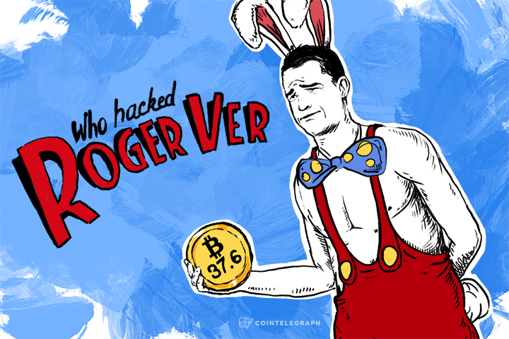 Thou shalt not steal: 'Bitcoin Jesus' Roger Ver fends off Hacker