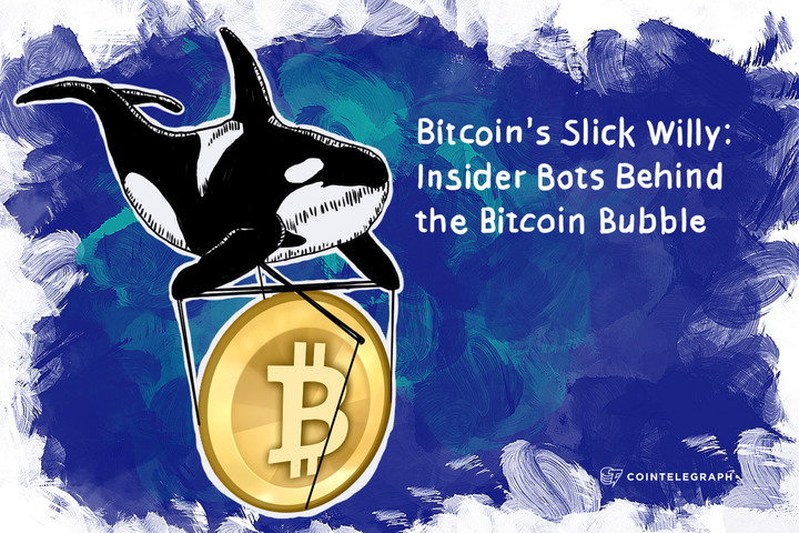 Bitcoin's Slick Willy: Insider Bots Behind the Bitcoin Bubble