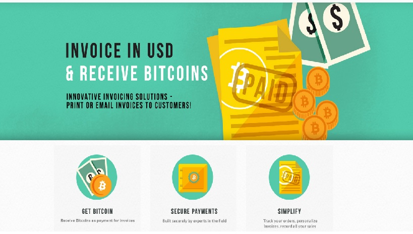 Coinvoice – Bitcoin Friendly Invoice System