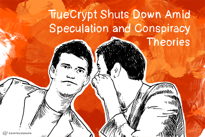 Encryption Site TrueCrypt Shuts Down Amid Speculation and Conspiracy Theories