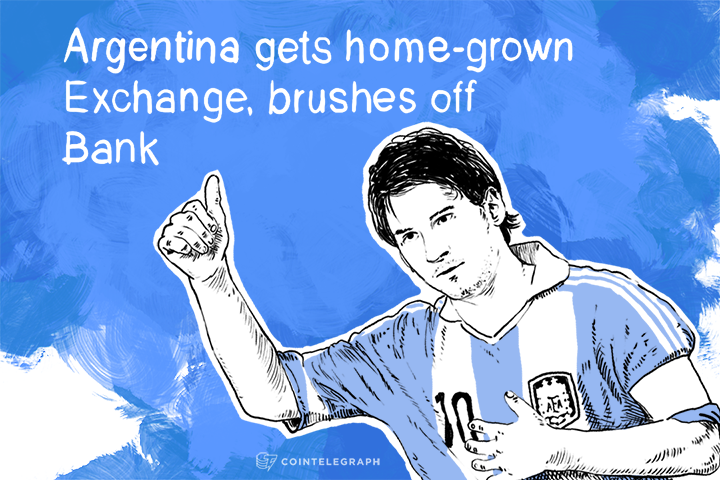 Argentina gets home-grown Exchange, defies Central Bank