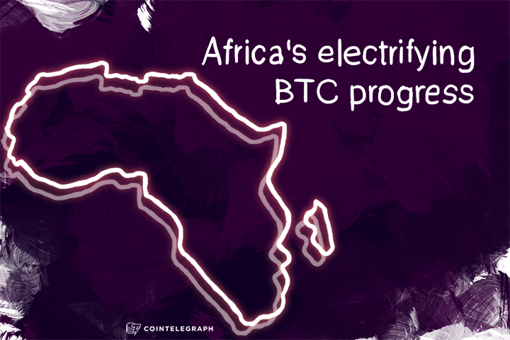 Africa leads the way with utilities now payable with Bitcoin