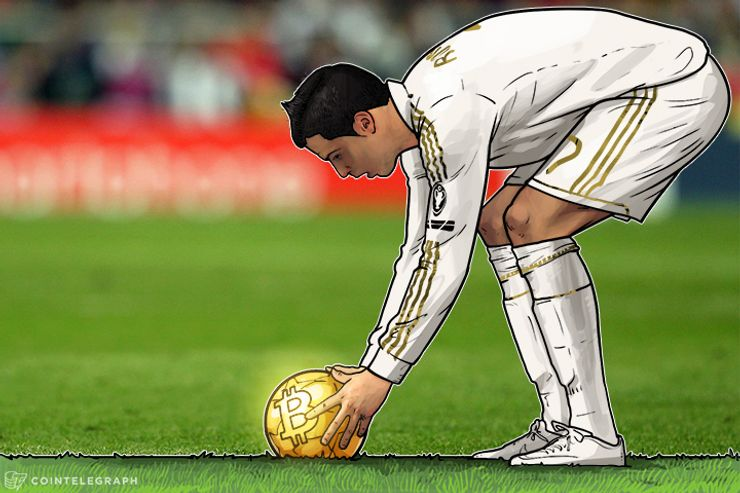 How to meet Cristiano Ronaldo with Bitcoin