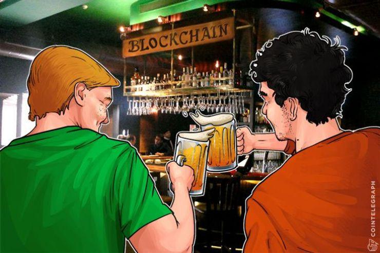 Blockchain Scheme Gets RBS Pilot With Irish Banks