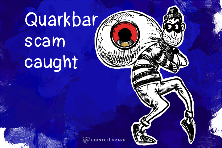 Cryptocoin Revival Foundation Thwarts Quarkbar Creator's Plan To Scam