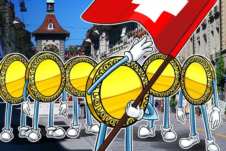Como a Suíça se reinventou como o paraíso da criptomoeda